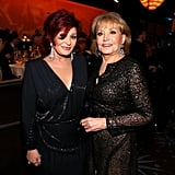 The Talk Cohost Sharon Osbourne's Remarks About The View in November 2013