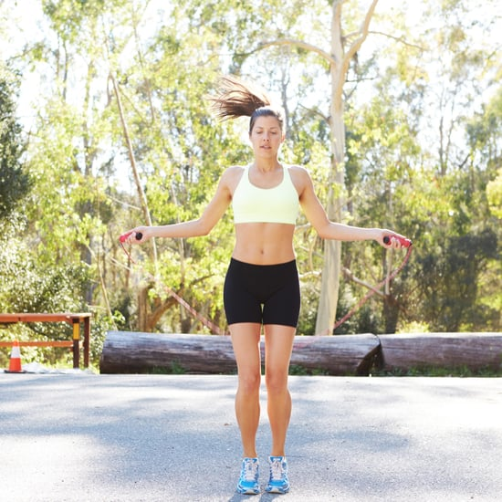 Jump Rope Workout With Strength