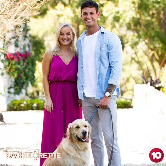 Photos of Joe and Elly on The Bachelorette 2020