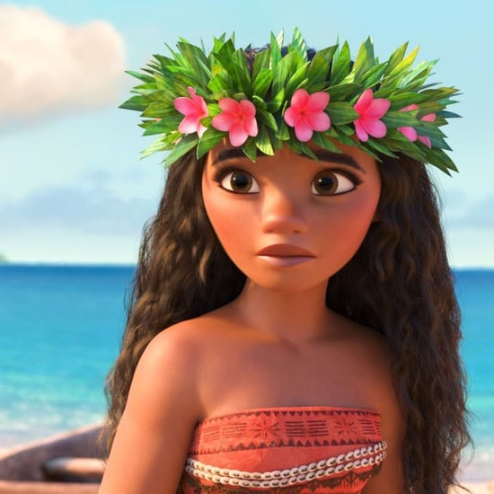 Twitter Story of Moana Singalong in Airport