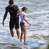 Bikini Pictures of Reese Witherspoon in Hawaii With Her Kids