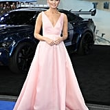 Laura's Emilia Wickstead Gown