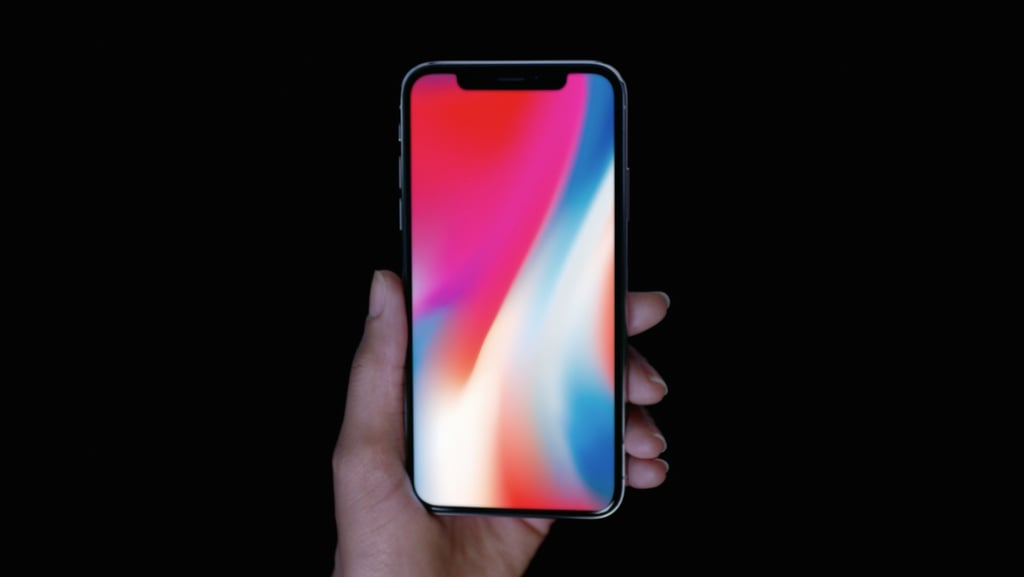 Meet the iPhone X.