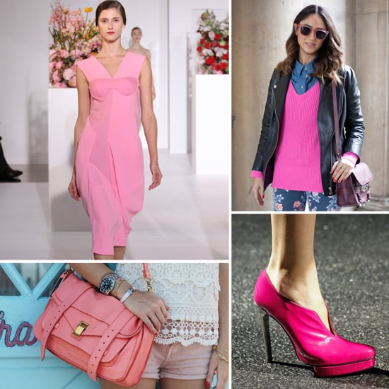 Pink Is Looking Trendy For Spring
