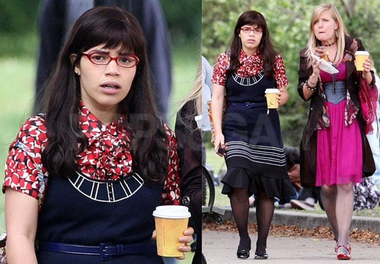 America Is Back Ugly Betty's Best