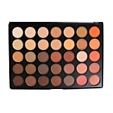 """I chose this because it's the ultimate palette with 35 shades! Yes, I said it…35! I love the natural tones for day and nighttime glam. You can get so much use out of this one palette and it's very affordable. Additionally, it is easy to store because it doesn't take up a lot of room.""  Morphe Brushes 35 Color Nature Glow Eyeshadow Palette ($23)"