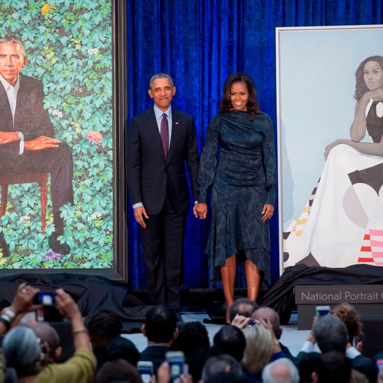 Official Portraits of Barack and Michelle Obama Revealed