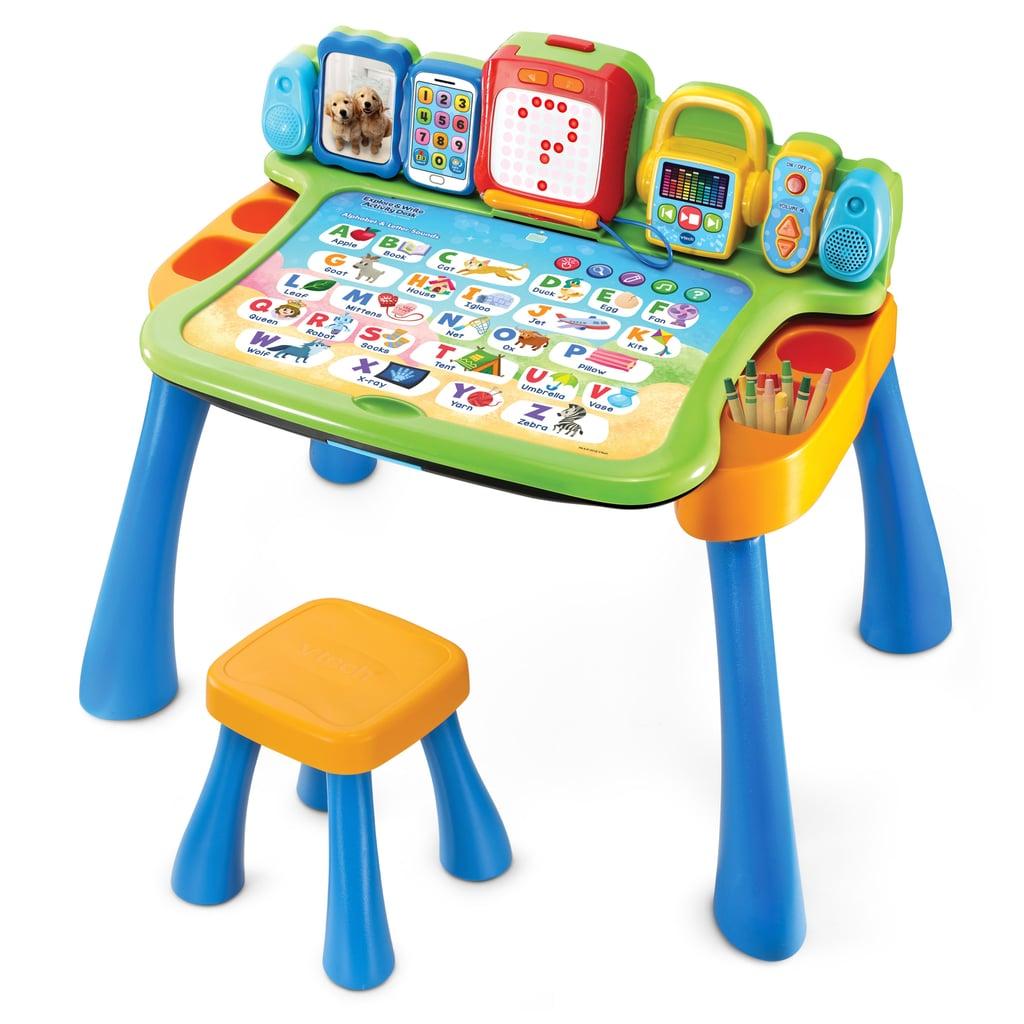 Vtech Explore Write Activity Desk Best Toys For 4 Year Old Boy Popsugar Uk Parenting Photo 19