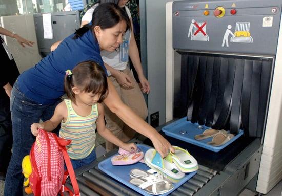 Children and TSA Pat-Down Procedures