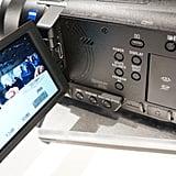 Handycam FDR-AX100 Display