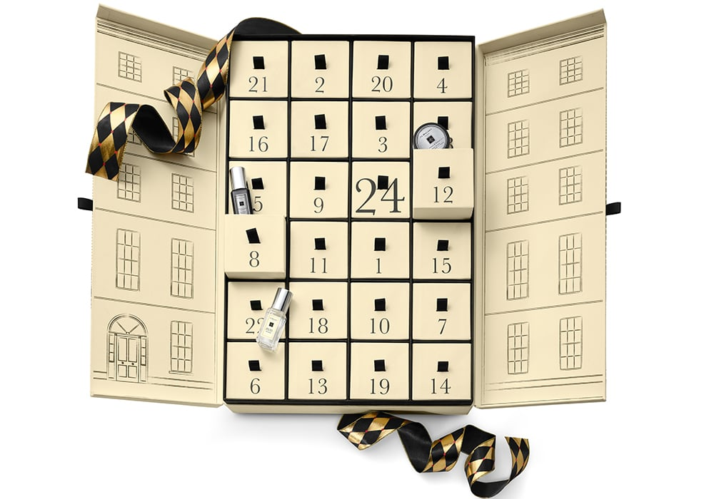 2016 beauty advent calendars popsugar beauty uk for Door 4 harrods