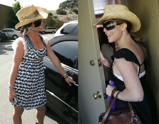 Britney's In with the Old, Out with the New