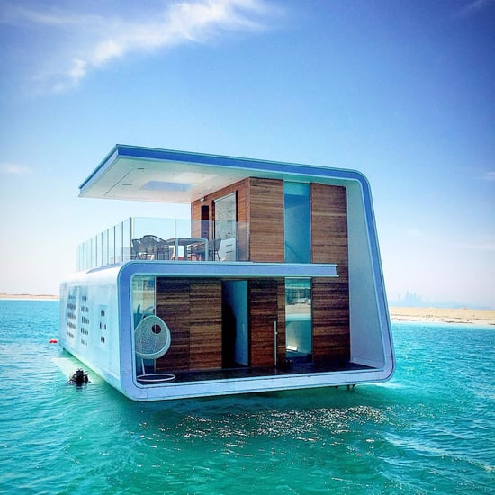 World's First Floating Seahorse Boat Home Pictured in Dubai