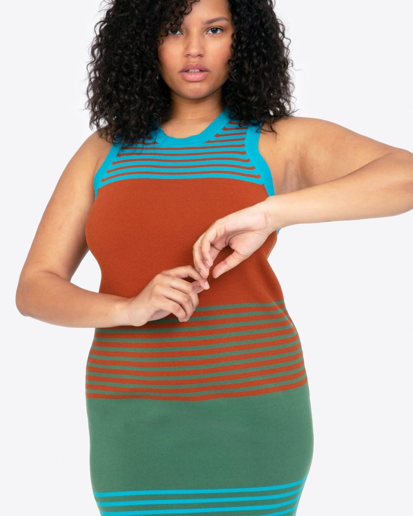Brightly Colored Knits