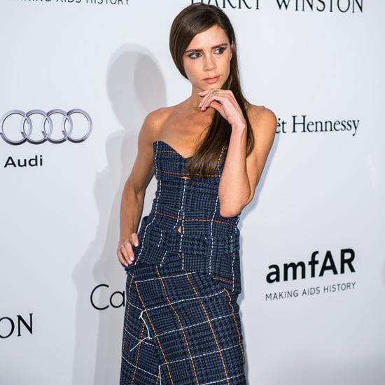 Victoria Beckham's Victoria Beckham Dress at amfAR Gala 2016