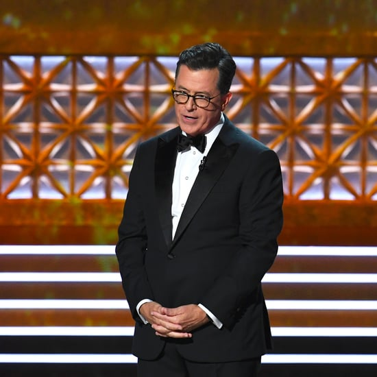 Stephen Colbert Emmys Opening Monologue About Donald Trump