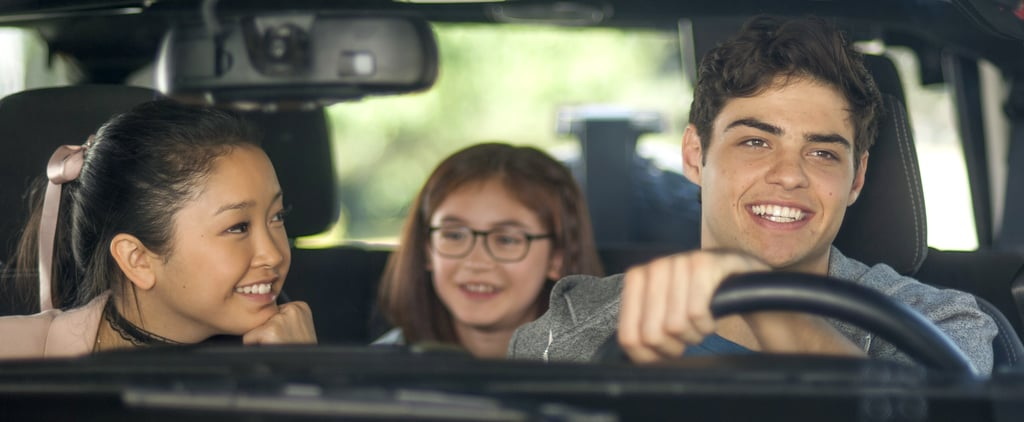 Noah Centineo Wraps Filming as Peter Kavinsky in TATBILB
