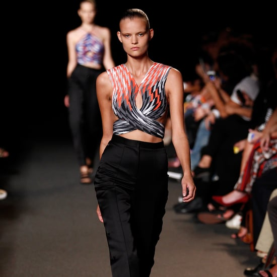 Alexander Wang Spring 2015 Show | New York Fashion Week