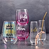 TMD Holdings Novelty Glassware Collection