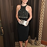 Kate Bosworth at her movie premiere.