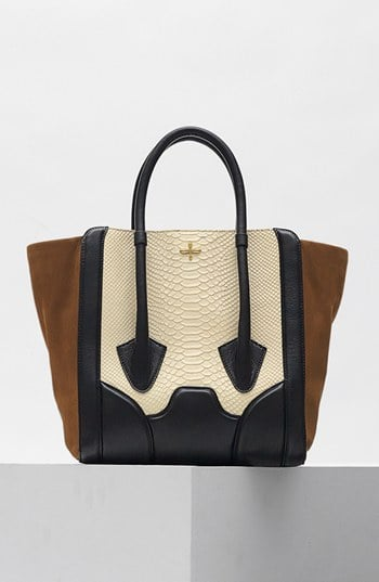 Been longing for a professional but chic bag? This bold Pour La Victoire pick ($329, originally $495) is worth interviewing for the job.