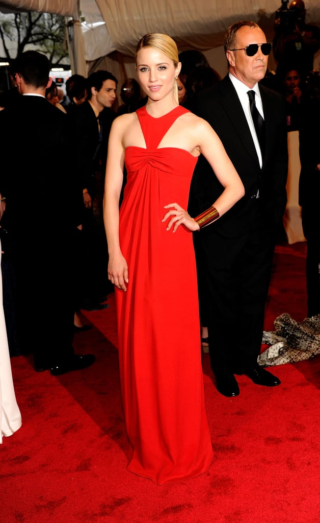 Met Gala Trend: Red Dresses