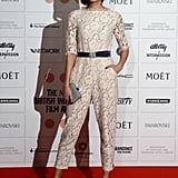 Gemma Chan at the 2013 British Independent Film Awards