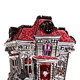 Haunted Inn Luminary 3-Wick Candle Holder