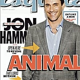 Jon Hamm on Esquire.