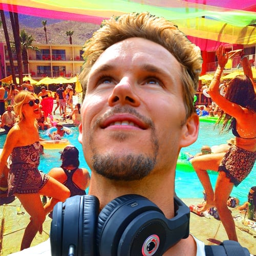 Ryan Kwanten's Pool Party Playlist