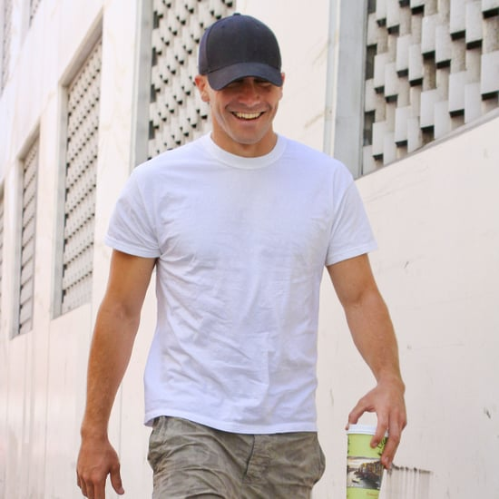 Jake Gyllenhaal Tight T-Shirt Pictures