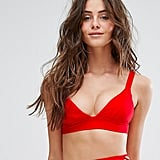 South Beach Mix & Match Fixed Triangle Bikini Top