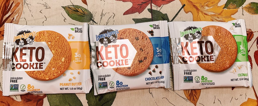 Lenny & Larry's Launched New Keto Cookies in Three Flavors