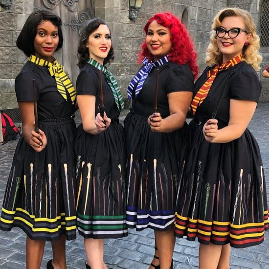 Unique Vintage Harry Potter Dresses 2018