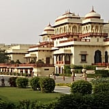 Taj Rambagh Palace, Jaipur, India