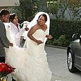 Miranda Bailey's Wedding to Ben
