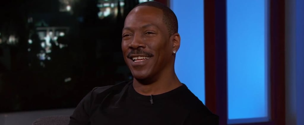 Eddie Murphy's Tracy Morgan Impression Video