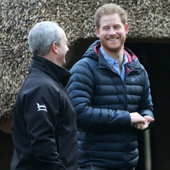 Prince Harry at Help For Heroes Hidden Wounds Service 2017