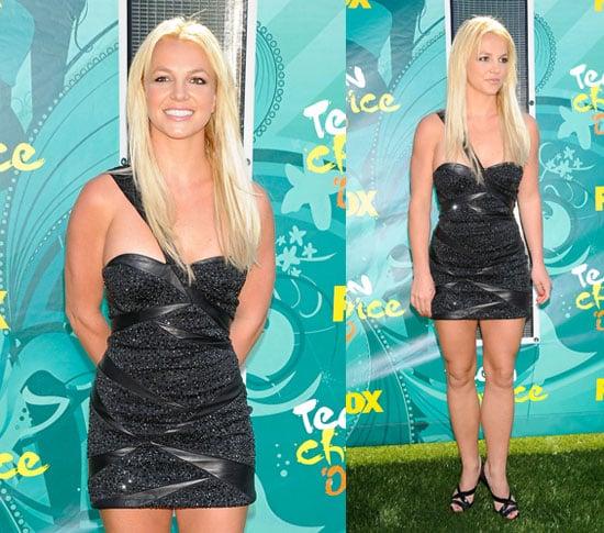 Photos of Britney Spears at Teen Choice Awards