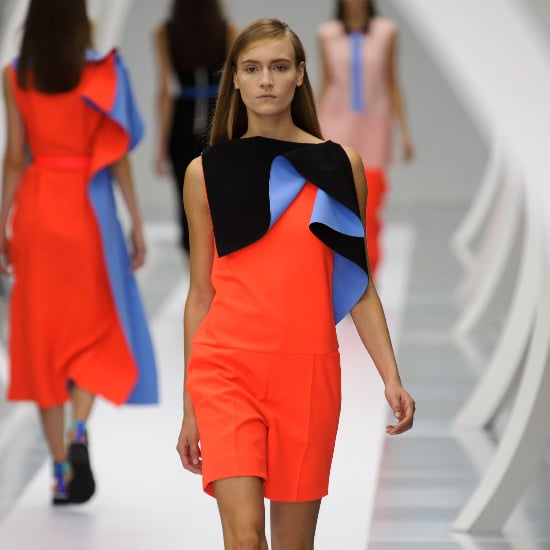 Roksanda Spring 2015 Show | London Fashion Week