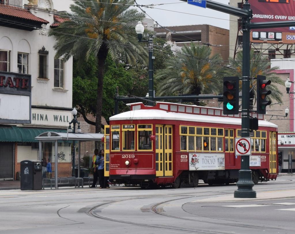 The Streetcars