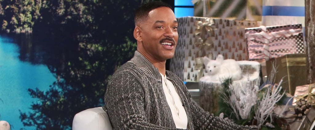 Will Smith's New Movie Helped Him Cope With the Heartbreaking Death of His Father