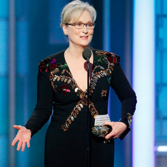 Meryl Streep's Speech Prompts Donations to Journalists