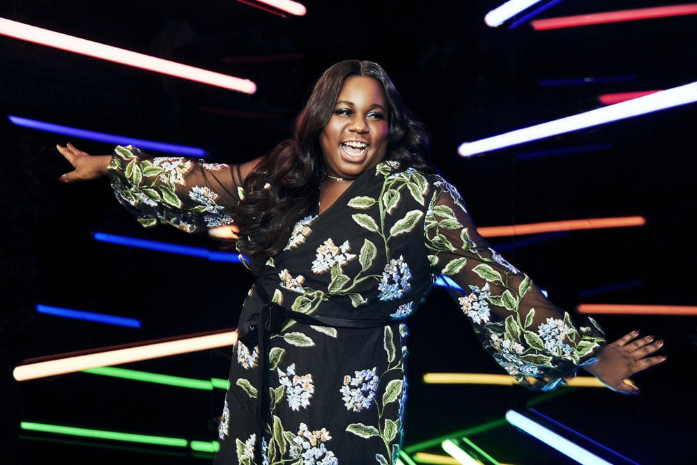 NBCUNIVERSAL EVENTS --  January 2020 Press Tour Portrait Studio -- Pictured: Alex Newell,