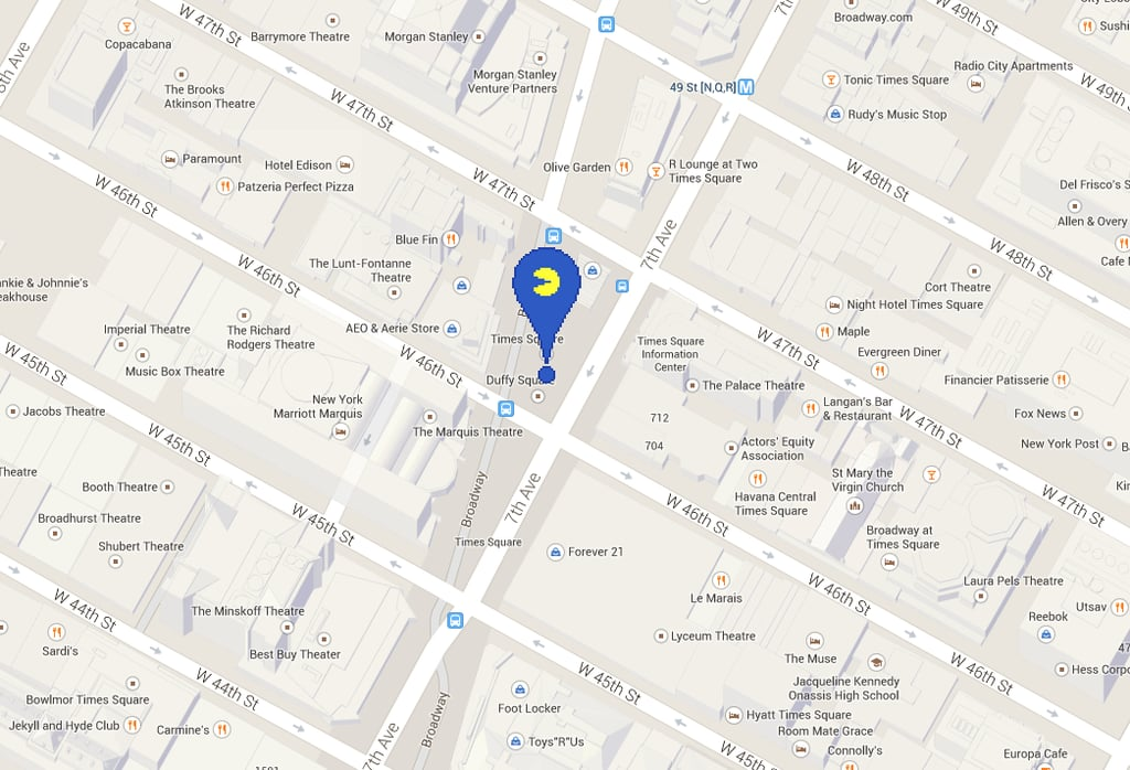 How to Play PacMan on Google Maps POPSUGAR Tech Photo 4