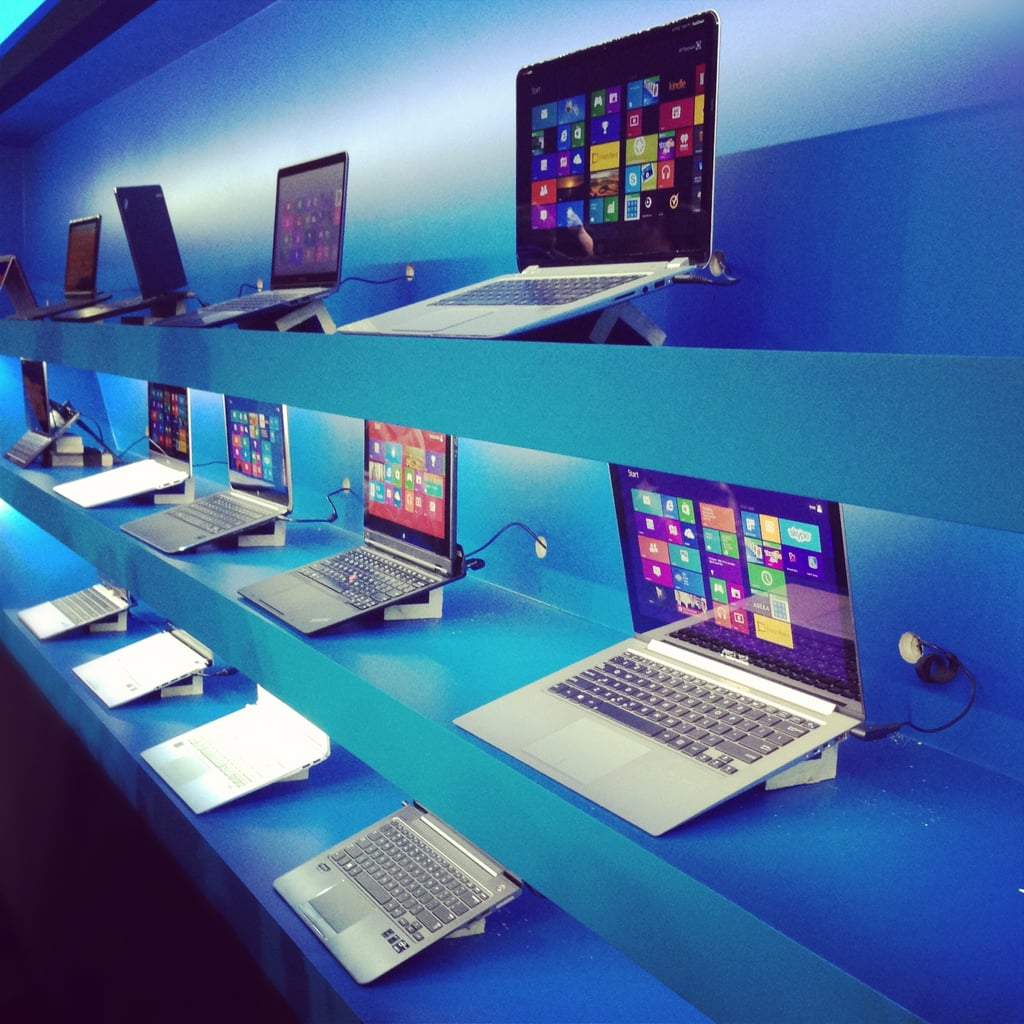 New Intel CES Tablets