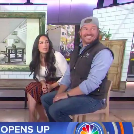 Crew Gaines on The Today Show Nov. 2018