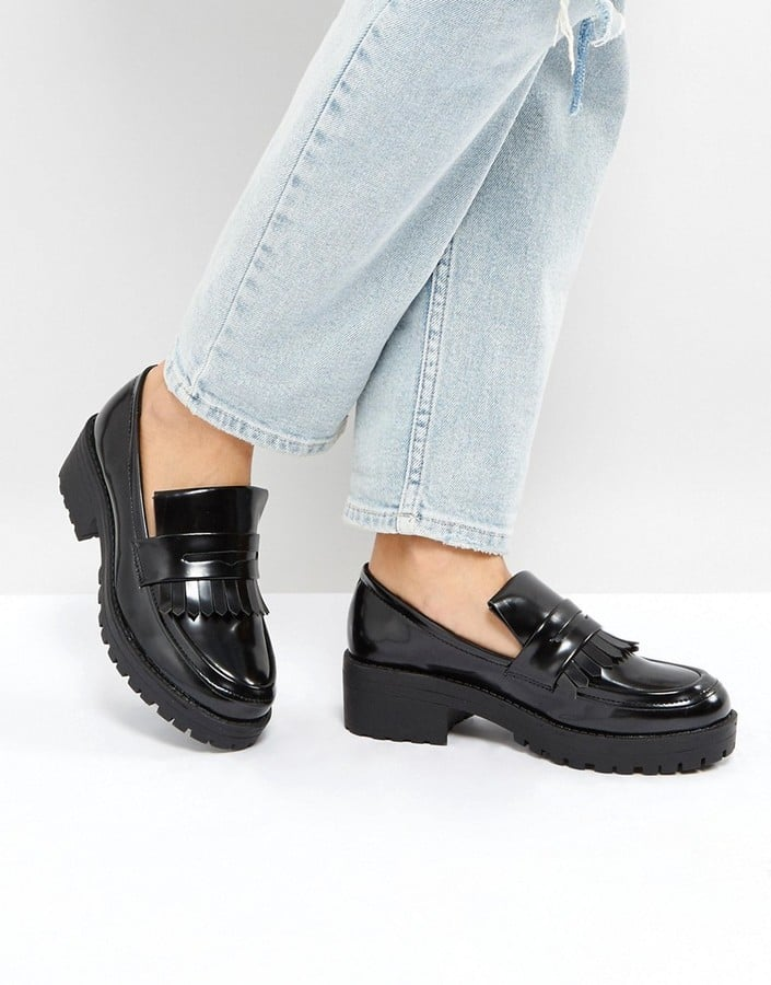 Asos Park Lane Chunky Loafers