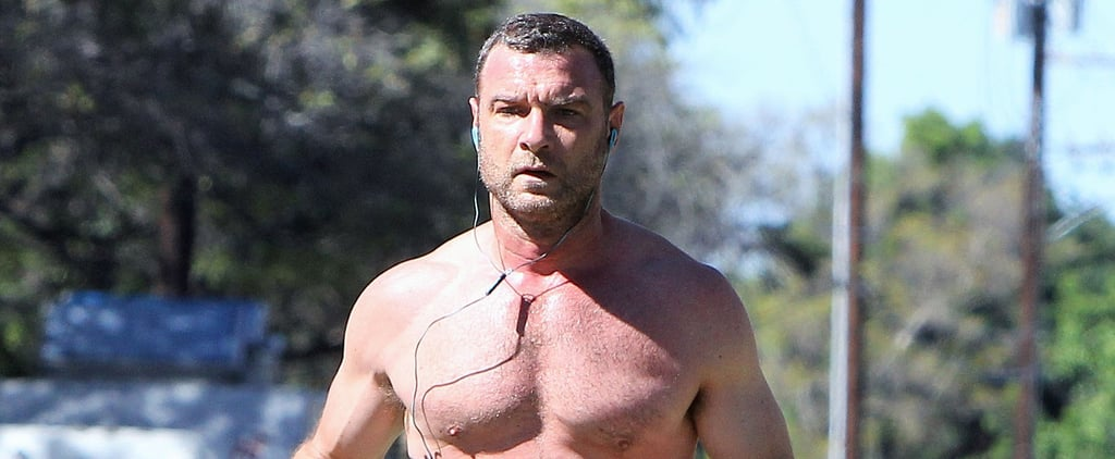 We Refuse to Accept the Fact That Liev Schreiber Is Almost 50