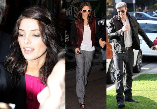 Photos of Kellan, Ashley and Nikki